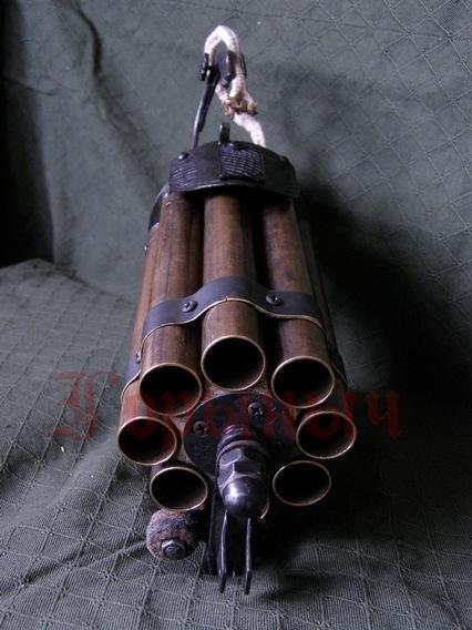 Макеты огнестрела. (Фото 10)