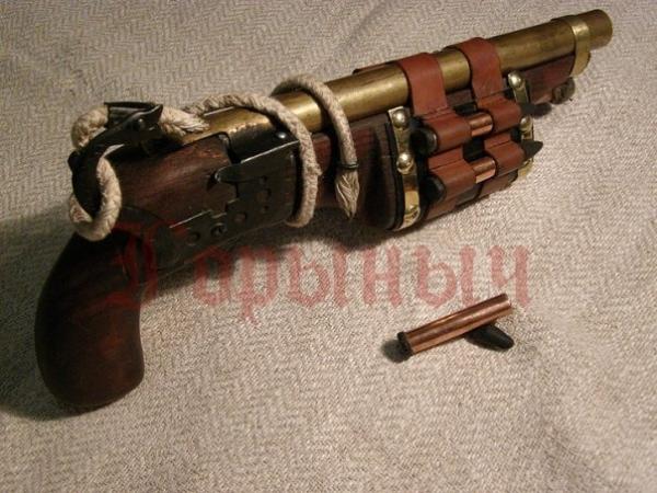 Макеты огнестрела. (Фото 2)