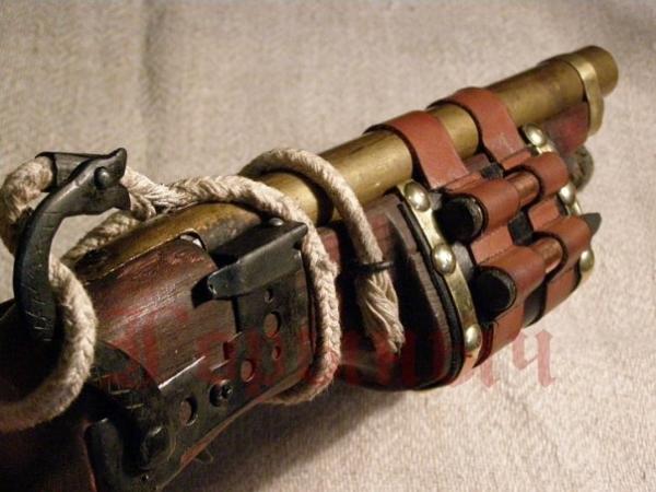 Макеты огнестрела. (Фото 5)