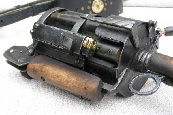 Макеты огнестрела. (Фото 17)