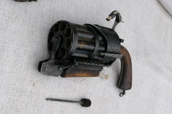 Макеты огнестрела. (Фото 15)