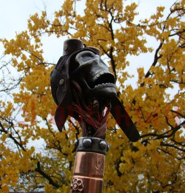 Джентльменские трости. Творческое объединение Горыныч. (Фото 20)