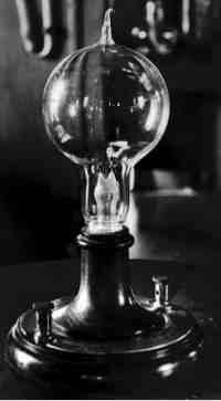 Лампа Thomas Alva Edison