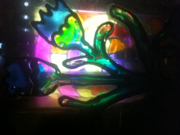 Ночной фонарик для детей и для рыбалки (вторая жизнь старой вещи) (Фото 15)