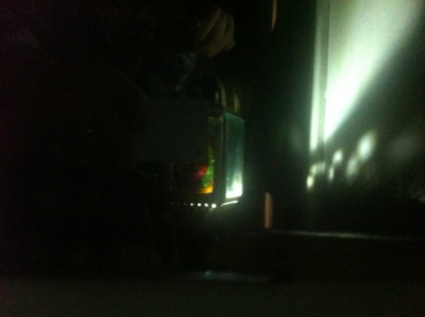Ночной фонарик для детей и для рыбалки (вторая жизнь старой вещи) (Фото 28)