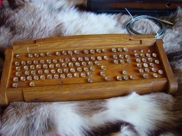 И еще одна клавиатура