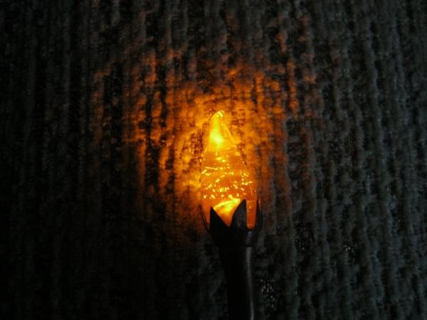 Брошь-светильник (Фото 3)