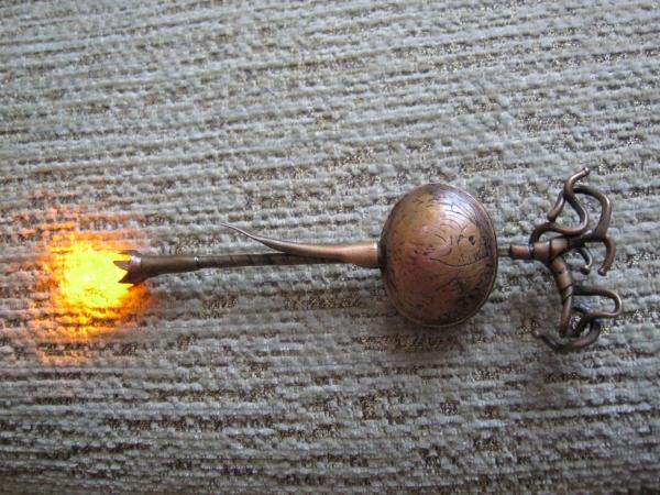 Брошь-светильник (Фото 5)