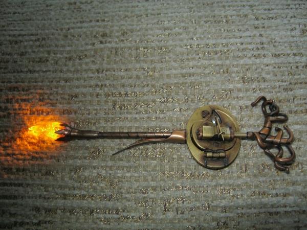 Брошь-светильник (Фото 4)