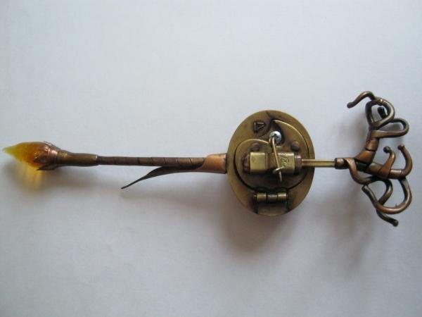 Брошь-светильник (Фото 6)