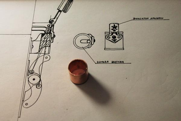 Канистра для храненiя и употребленiя горючихъ жидкостей. (Фото 26)