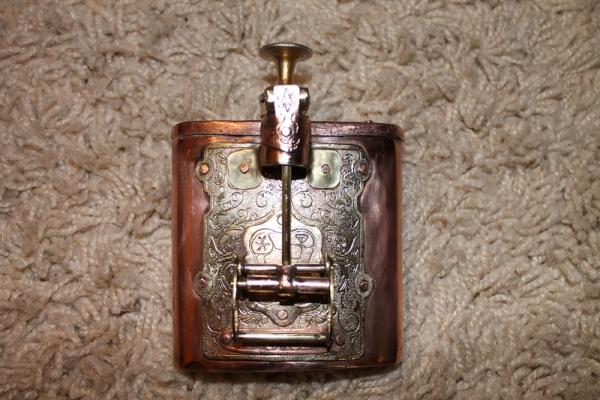 Канистра для храненiя и употребленiя горючихъ жидкостей. (Фото 50)