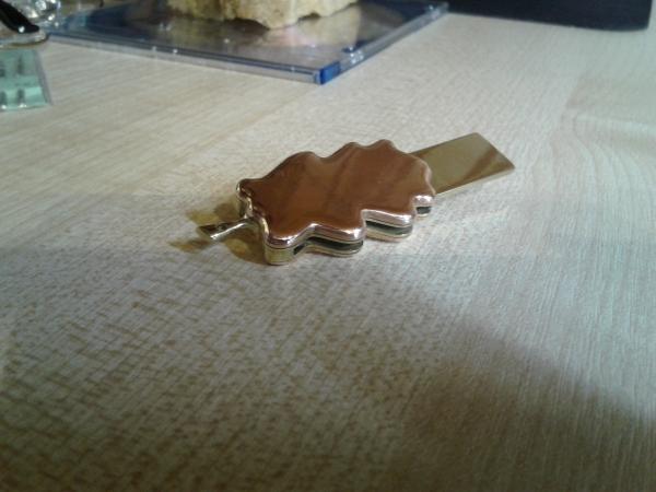 Флешка дубовый лист