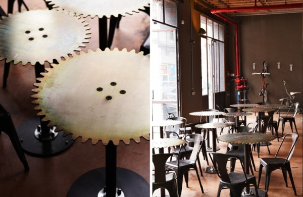 "Стимпанк кафе-бар ""Truth"" в Южной Африке! (Фото 9)"