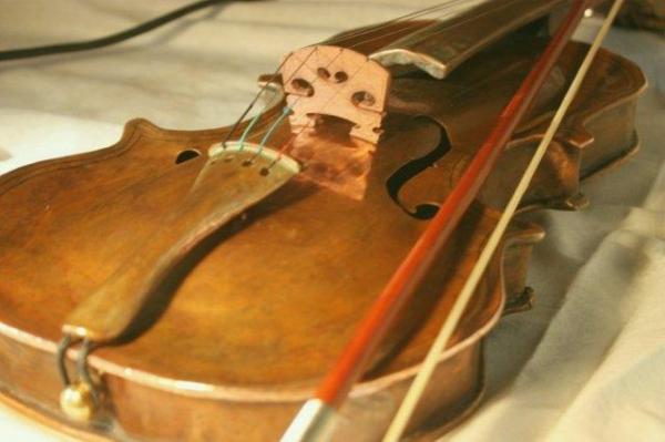 """""""Не волнуй мне душу скрипка... """" (Фото 3)"""