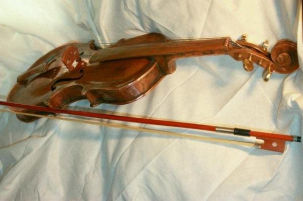 """""""Не волнуй мне душу скрипка... """""""
