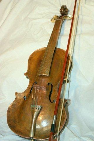 """""""Не волнуй мне душу скрипка... """" (Фото 4)"""