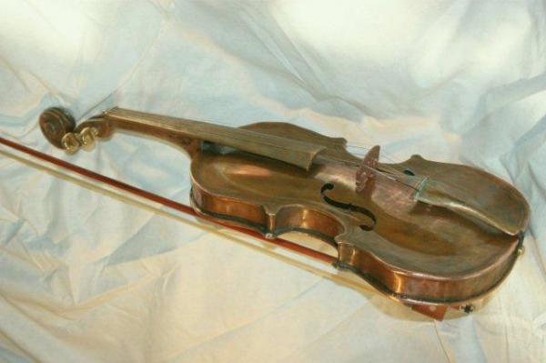 """""""Не волнуй мне душу скрипка... """" (Фото 2)"""