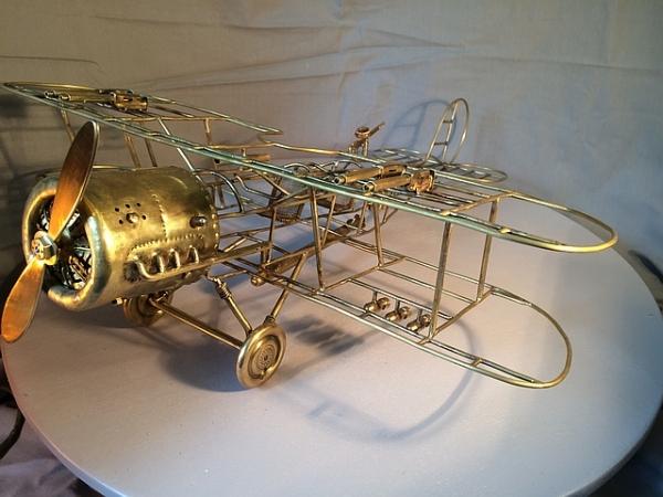 Многофункциональный ударный аэроплан
