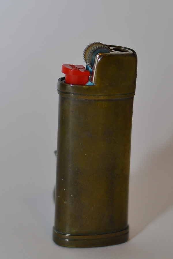 Зажигалка №2. Зажигалка бабушки Виктории