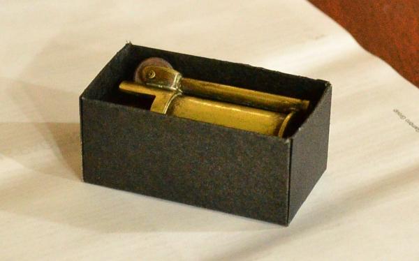 Коробочка для зажигалки