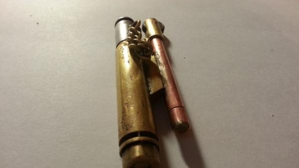 Зажигалка из гильзы (Фото 3)