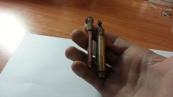 Зажигалка из гильзы (Фото 8)