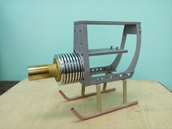 Стирлинг двигатель