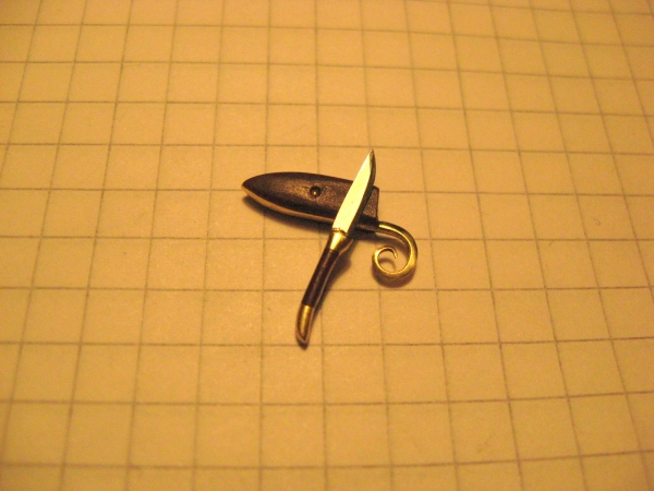 Нож из страны лилипутов