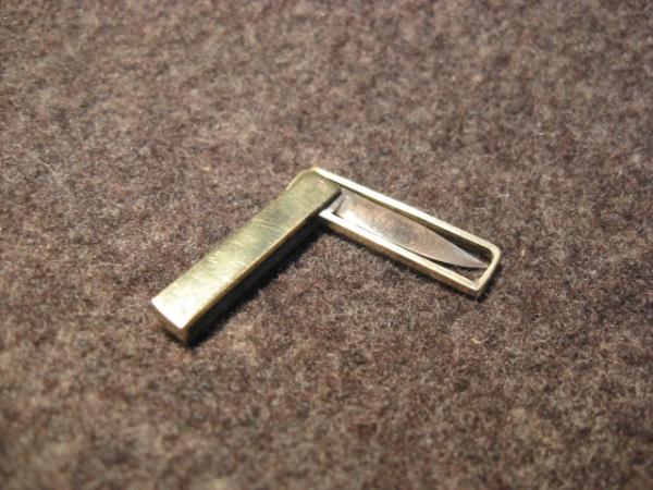 Нож рамочный №3