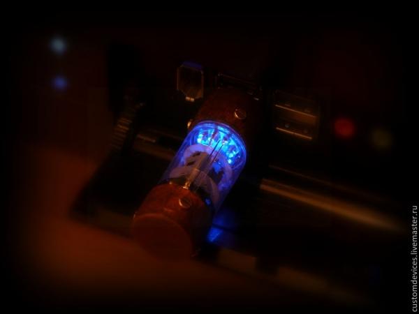 Флешка Lamp memory