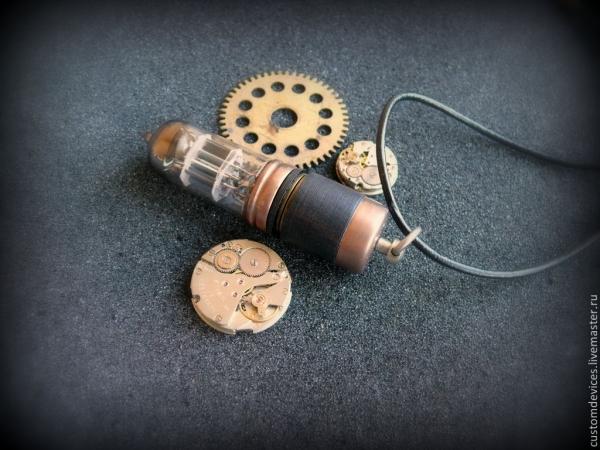 Флешка Tesla Lamp memory №4