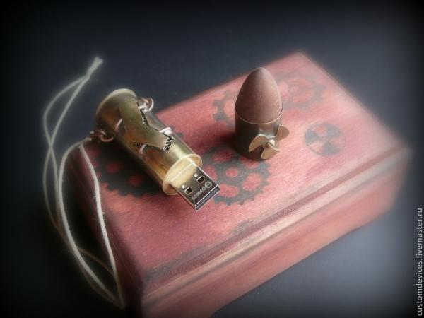 Флешка Сталкер 32 Gb + шкатулка