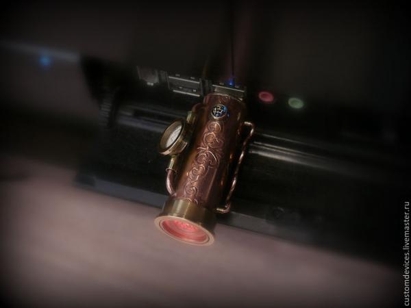 Флешка Механикус 32 Gb + шкатулка