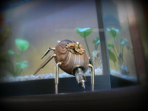 Паровое насекомое.