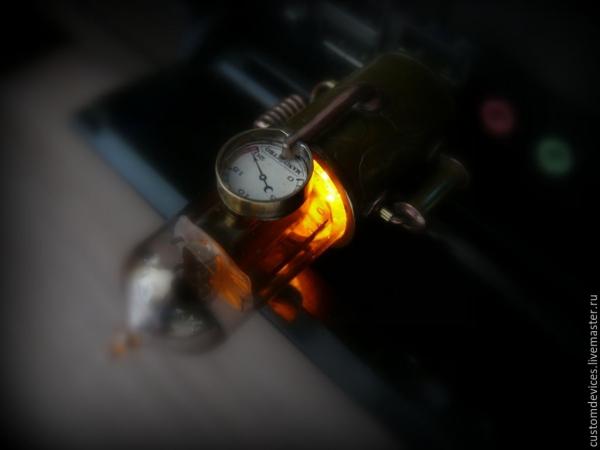 Флешка ламповая очередная
