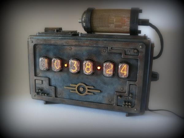 Несколько часов Fallout ИН-12