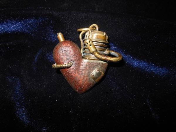 Дизельное сердце.