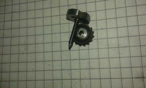 Зажигалка с подшипниками.  (эволюция imko) +немного ворка.