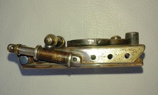 Ременная пряжка (№1).