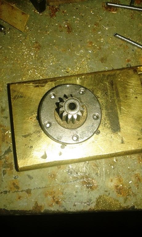 Портал. Ременная пряжка (№2) + немного ворка.