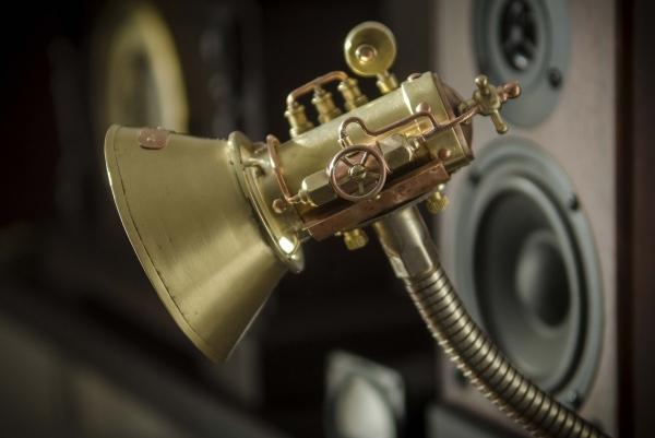 Парогенераторная лампа с Наутилуса.