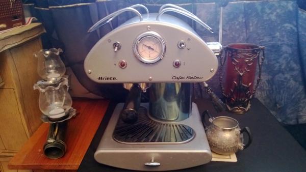 Ретро-кофеварка?)