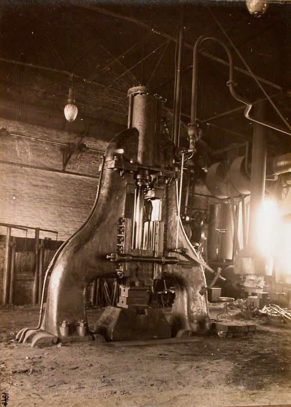 Мастерские. 1912 г.