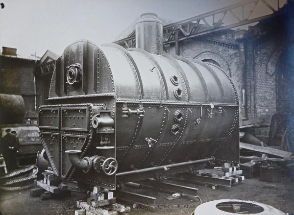 Механический завод «Борман, Szwede и компания». Варшава. 1875-1925.