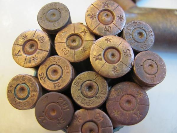 Набор для творчества - латунные гильзы,монеты.