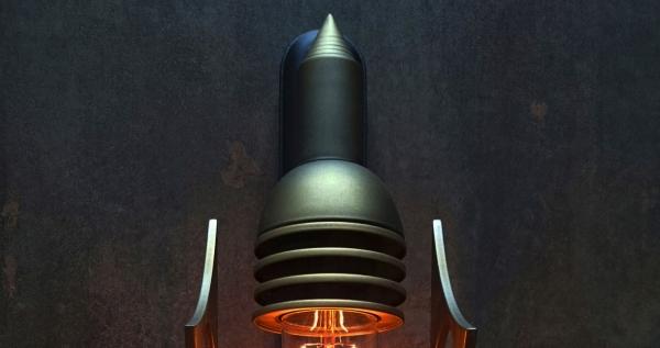 Светильники в стиле стимпанк
