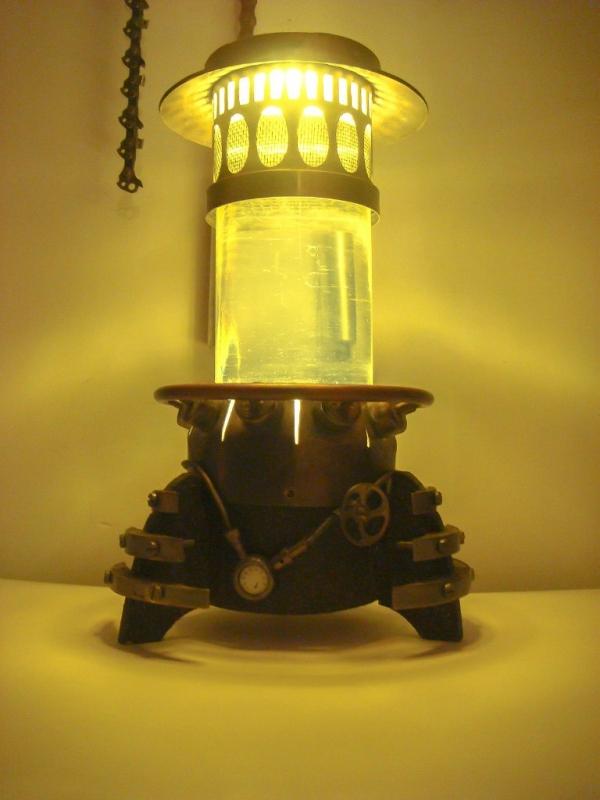 Урановый светильник:)