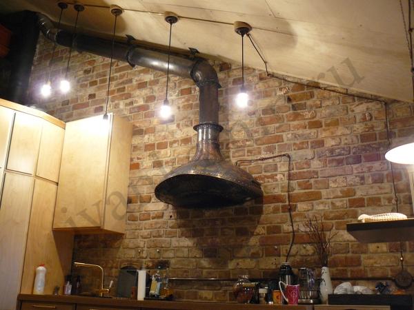 Кухонная вытяжка в стиле...