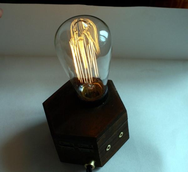 Несколько моих ламп